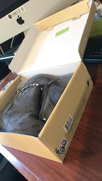 NEW Suede studded Michael Kors