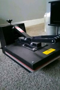 Heat Press Machine for clothes