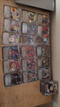 assorted Pokemon trading card collection null