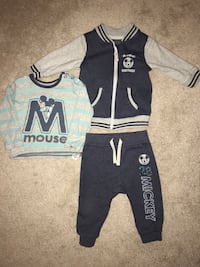 George 3 piece set. 6-9 months Slough, SL1 4XU