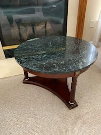 Marble coffee table Linganore, 21774