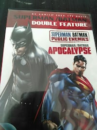 Superman/Batman Double Feature DBD Lake Mills, 53551