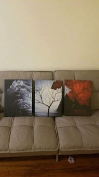 Canvas Wall Decor Yonkers