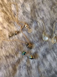Kendra Scott jewelry (3 sets)