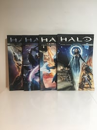 Halo graphic novels Mississauga, L5C 3A6