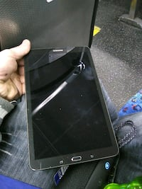 black Samsung Galaxy Android smartphone Minneapolis, 55412