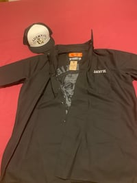 Black columbia zip-up jacket Montréal, H9H 4S6