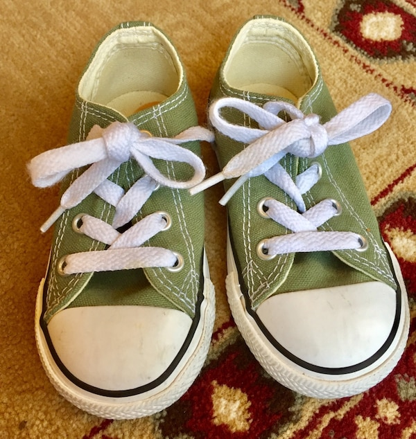 Used Size 7 Toddler Converse for sale in Lawrence - letgo 1e05a40df