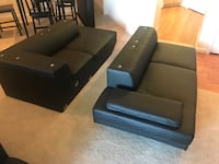 Sectional sofa with pullout  Ashburn, 20148
