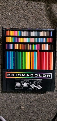 Prismacolor 120 colored pencil set Springfield, 22150