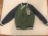 Boys jacket new with tag 6-7 years Newton, 02461