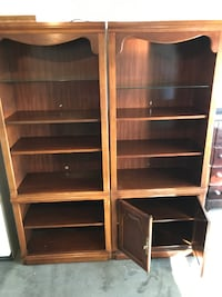Book Shelves/Wall Units MELBOURNE
