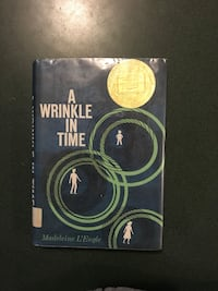 A wrinkle in time Book Warren, 48091