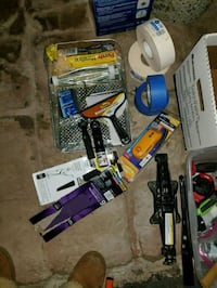 Home improvement tools  2290 mi