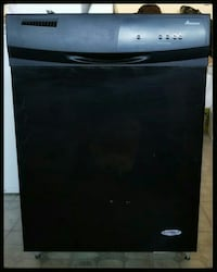 Amana dishwasher (model-adb1100awb3) 2208 mi
