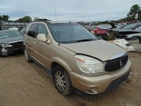 2006 BUICK RENDEZVOUS PARTS ONLY DALLAS