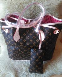 Bolso + neceser louis vuitton