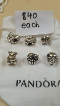 Authentic Pandora Charms Toronto, M6G 3B1