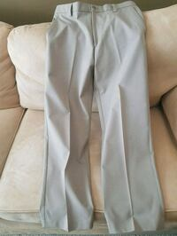 Mens New Khaki Pant 34, 32 leg