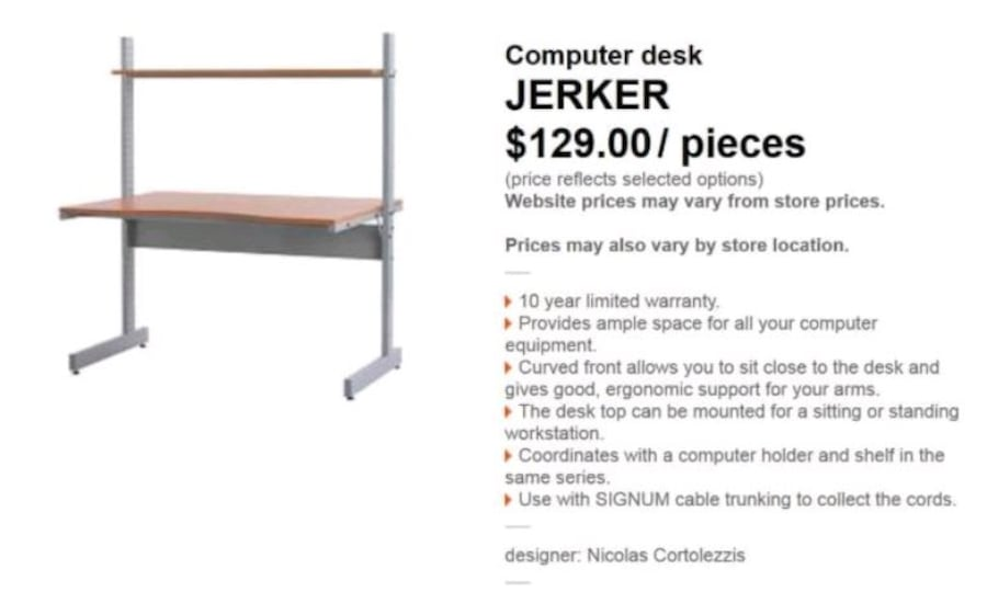 Adjustable desk for working from home 235fbc8f-4bb8-4a6f-b5b6-ffc2c808a14e