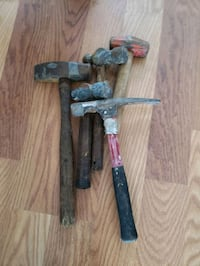 ***Various Size Sledge Hammers***