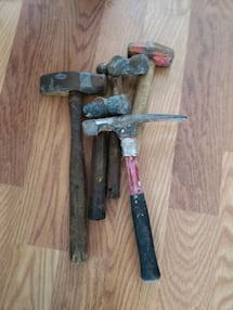 Various Size Sledge Hammers