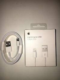 Apple Charger 2m