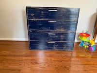 4 Drawer Split Chest - Use as one OR two pieces Centreville