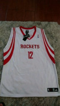 New Men's Rockets Jersey sz 56 El Paso, 79936