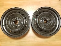 "16"" rims with 5 bolts (16x6-1/2J) Laval"