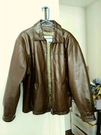 Brown leather jacket Fairborn, 45324