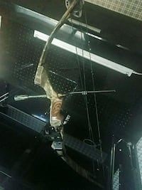 black and gray compound bow Hagerstown, 21742