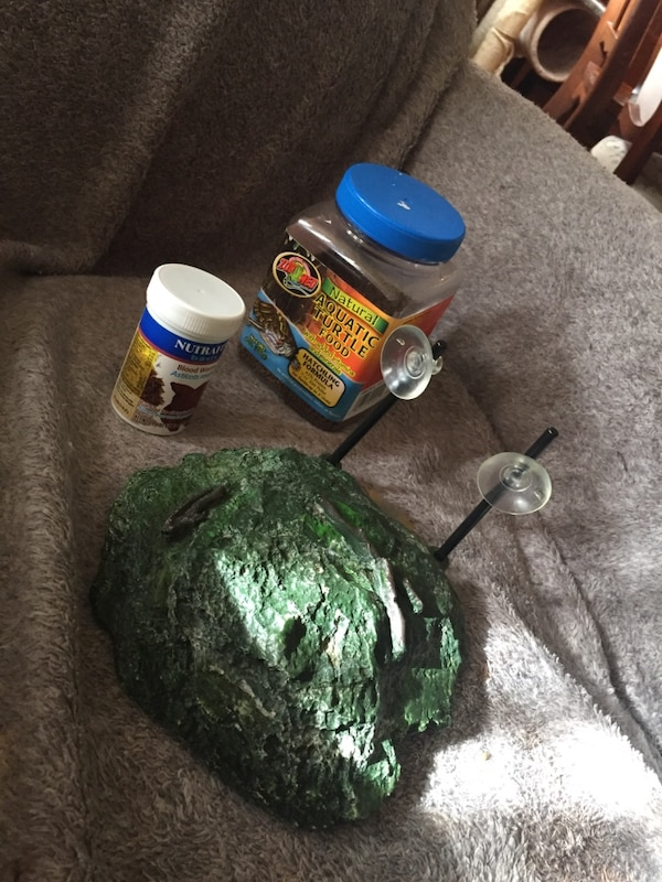 Used Turtle Or Lizard Terrarium Starter Kit For Sale In Toronto Letgo