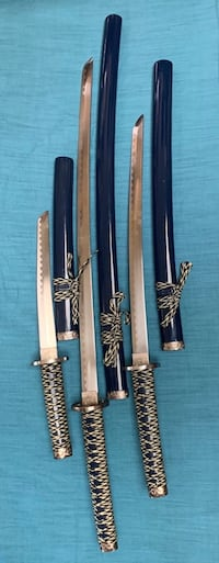 Sword Set of 3 Baltimore, 21205