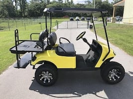 EzGo TXT 2/0/1/5 GAS Golf Cart