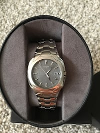Citizen Men's Eco-Drive Stainless Steel Watch BM6010-55A