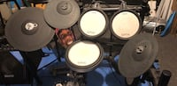 black and white drum set West Chester, 19380