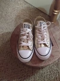 pair of Converse All-Star low-tops Pearl, 39208