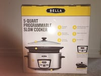 Brand New Slow Cooker Beaumont, 92223
