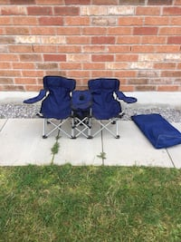 Kids double camping chairs Whitchurch-Stouffville, L4G