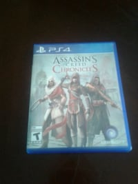 Assassin's Creed Unity PS4 game case Ontario, 91762