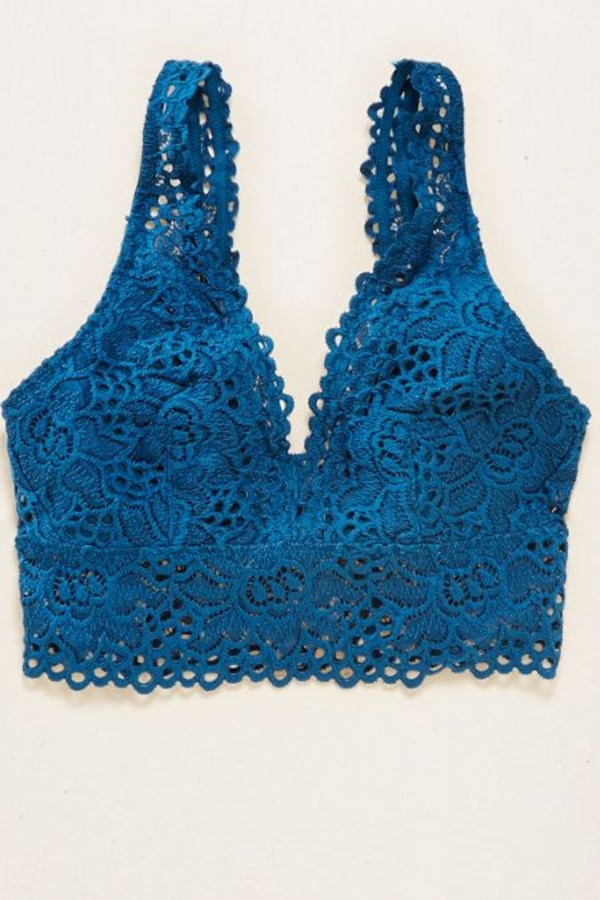 46f87dc153a Used Aerie Boho Plunge Lace Bralette for sale in Toronto - letgo