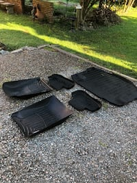 Weather Tech floor mats for 2013 SS CAMARO should fit 2010 thru 2013 models.Front,back and trunk are included Henrico, 23228