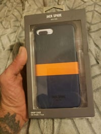 Snap case for iPhone 7 pluse Oklahoma City, 73159