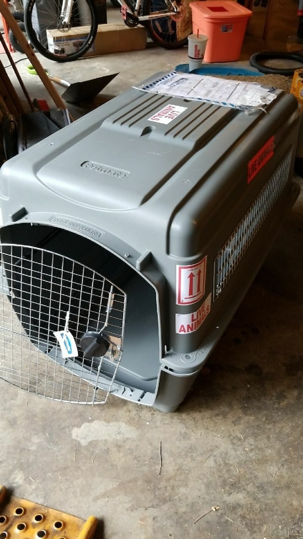Petmate airline dog crate