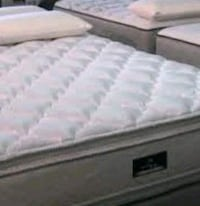 Cal KING double pillowtop serta mattress Las Vegas, 89103