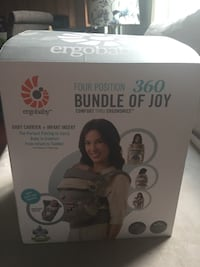 Ergo Baby 360 with Box like new  Arlington, 22202