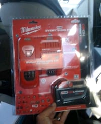 Milwaukee M18 Fuel power 9.0 battery rapid charge Los Angeles, 91324