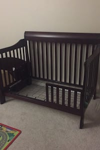 4 in 1 Crib/Toddler Bed Vienna, 22182