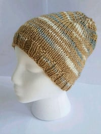 brown and black knit cap Calgary, T3L 2B1